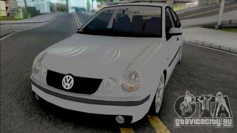 Volkswagen Polo Sedan 2005 Comfortline для GTA San Andreas