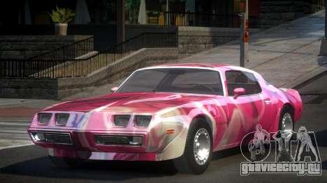 Pontiac TransAm GS Turbo S2 для GTA 4