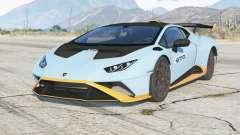 Lamborghini Huracan STO (LB724) 2021〡add-on для GTA 5