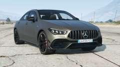 Mercedes-AMG CLA 45 S Aerodynamic Package (C118) 2020〡add-on v1.1 для GTA 5