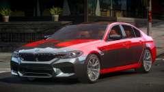 BMW M5 Competition xDrive AT S1 для GTA 4