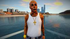 Tattooed Latinos для GTA San Andreas