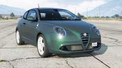 Alfa Romeo MiTo Quadrifoglio Verde (955) 2014〡add-on v2.4 для GTA 5
