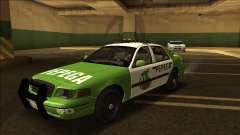 Ford Crown Victoria - Police (NFS MW Pepega) для GTA San Andreas