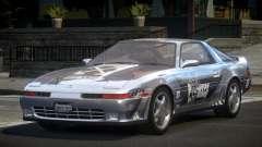 Toyota Supra PSI-R S9 для GTA 4