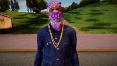 Gangsta ballas2 для GTA San Andreas