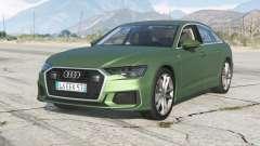 Audi A6 55 TFSI quattro S line (C8) 2019〡add-on для GTA 5