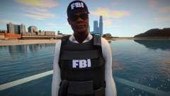 Guard FBI для GTA San Andreas