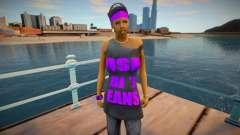 G.Girl 3 для GTA San Andreas