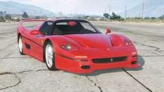 Ferrari F50 1995〡add-on v2.0 для GTA 5