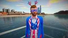 Dude 6 from GTA Online для GTA San Andreas