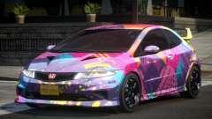 Honda Civic PSI-U L1 для GTA 4
