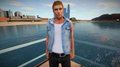 New Kent Paul Skin для GTA San Andreas