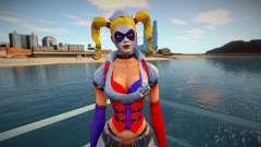 Harley Quinn v2 (good skin) для GTA San Andreas