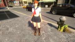Kasumi Sailor School для GTA 4