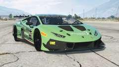 Lamborghini Huracan GT3 EVO 2018〡add-on для GTA 5
