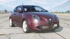 Alfa Romeo MiTo Quadrifoglio Verde (955) 2014〡add-on v2.2 для GTA 5