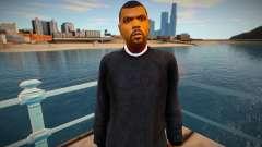 Ice Cube Skin для GTA San Andreas