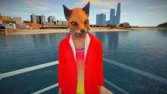 Man fox from GTA Online для GTA San Andreas