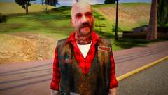 Байкер 2 из GTA 4 The Lost and Damned для GTA San Andreas
