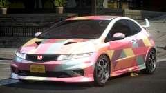 Honda Civic PSI-U L6 для GTA 4