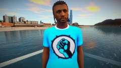 Nigga 3 from GTA Online для GTA San Andreas