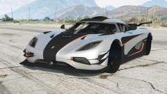 Koenigsegg One:1 2014〡add-on v2.0 для GTA 5
