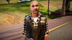 Байкер 1 из GTA 4 The Lost and Damned для GTA San Andreas
