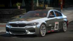 BMW M5 Competition xDrive AT S4 для GTA 4