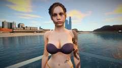 Claire Dark Fate для GTA San Andreas