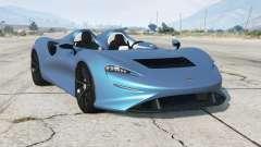 McLaren Elva 2020〡add-on для GTA 5