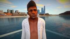 White style Elvis vbmyelv для GTA San Andreas