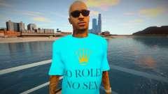 Rolex ped для GTA San Andreas