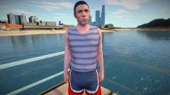 Athlete wmyjg для GTA San Andreas