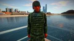 Солдат из игры State of Decay для GTA San Andreas