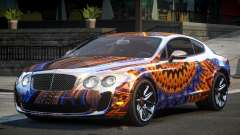 Bentley Continental BS Drift L9 для GTA 4