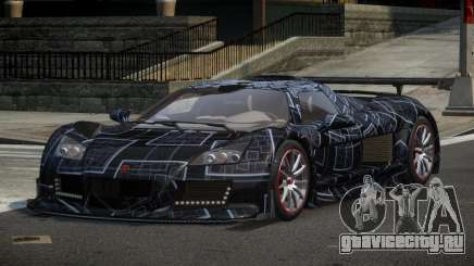 Gumpert Apollo BS-S S10 для GTA 4