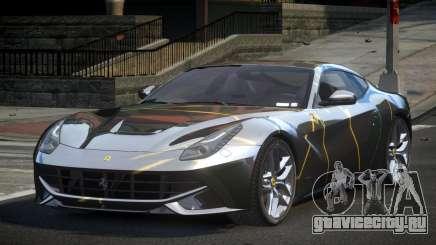Ferrari F12 BS-R S6 для GTA 4