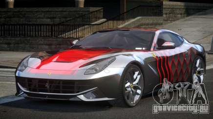 Ferrari F12 BS-R S9 для GTA 4