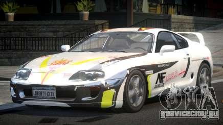 Toyota Supra GST Drift S7 для GTA 4