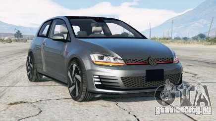 Volkswagen Golf GTI 3-door (Typ 5G) 2013 для GTA 5