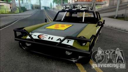 Bloodring Banger Black Edition для GTA San Andreas
