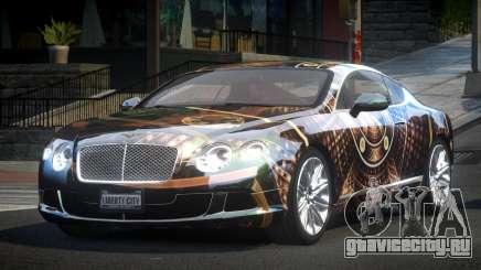Bentley Continental PSI-R S4 для GTA 4