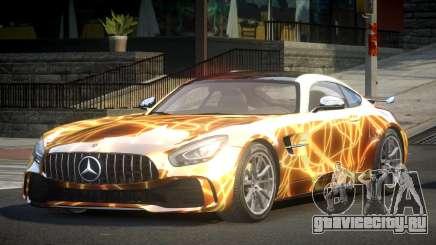 Mercedes-Benz AMG GT Qz S6 для GTA 4