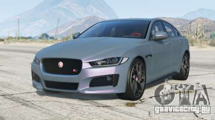 Jaguar XE S (X760) 2015〡add-on v3.0 для GTA 5
