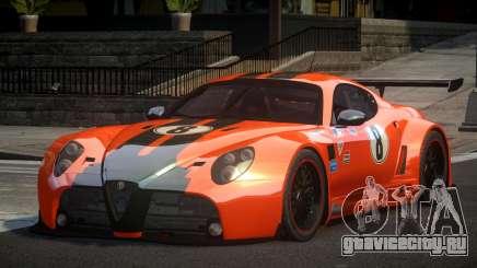 Alfa Romeo 8C Competizione GS-R S2 для GTA 4