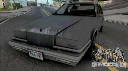 Chrysler New Yorker 1988 v1.1 для GTA San Andreas