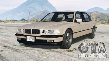 BMW L7 (E38) 2001〡add-on для GTA 5