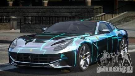 Ferrari F12 BS-R S4 для GTA 4