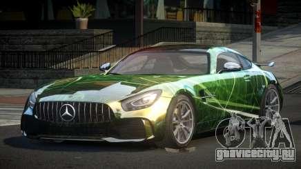 Mercedes-Benz AMG GT Qz S1 для GTA 4